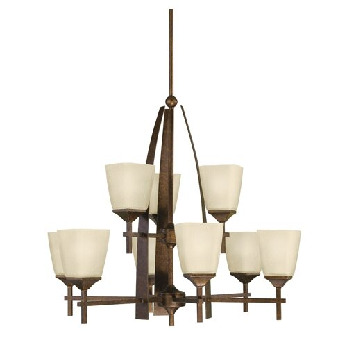 Kichler Souldern 9 Light Chandelier