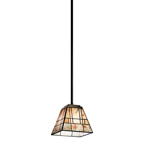 Prairie Ridge 1 Light Mini Pendant