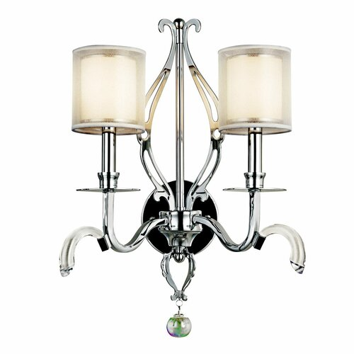 Kichler Jardine 2 Light Wall Sconce