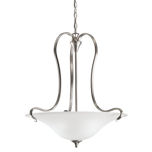 Kichler Wedgeport 3 Light Inverted Pendant