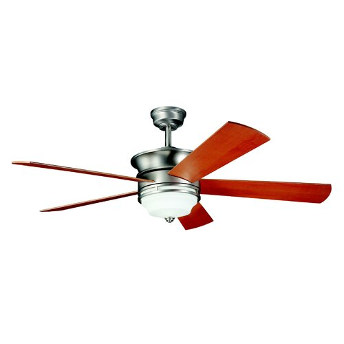 """Kichler 52"""" Hendrik 5 Blade Ceiling Fan"""
