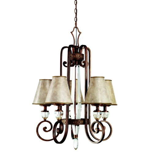 Kichler Hanna 5 Light Chandelier