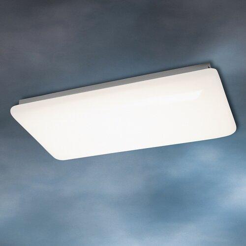 4 Light Flush Linear Strip Light