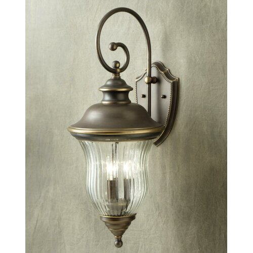 Kichler Sausalito Outdoor Wall Sconce