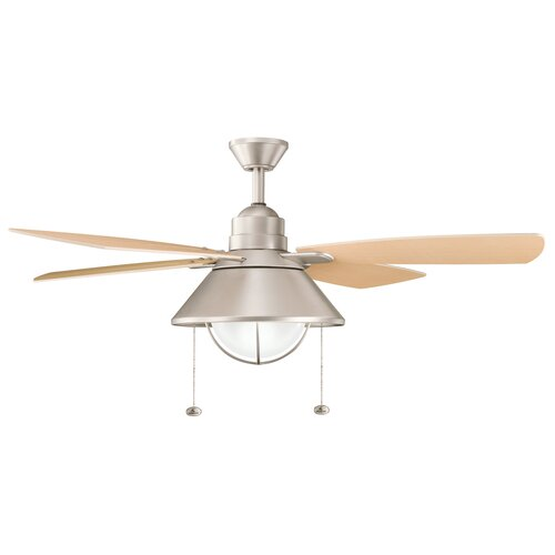 "Kichler 54"" Seaside 4 Blade Ceiling Fan"