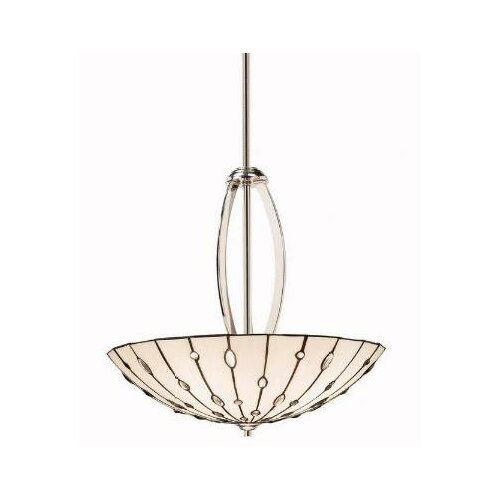 Kichler Cloudburst 4 Light Inverted Pendant