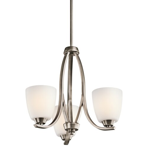 Kichler Granby 3 Light Mini Chandelier