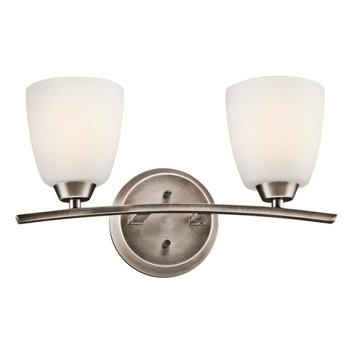 Kichler Granby 2 Light Bath Vanity Light