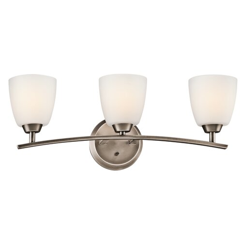 Kichler Granby 3 Light Bath Vanity Light