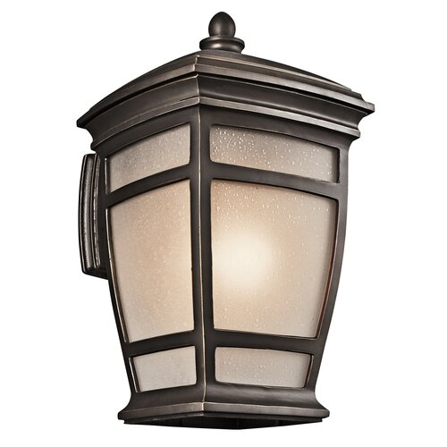 Kichler Mcadams 1 Light Outdoor Wall Lantern