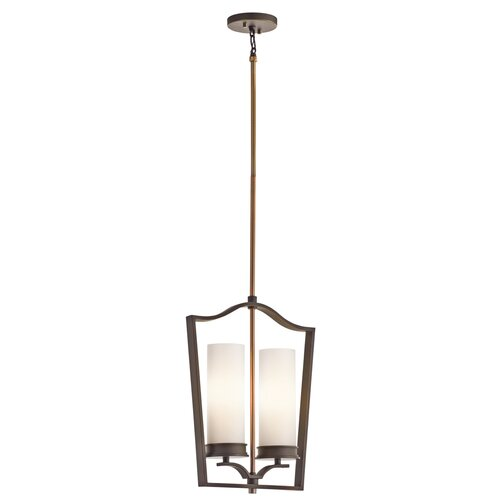 Kichler Aren 2 Light Foyer Pendant
