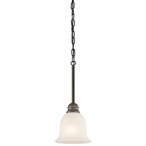 Kichler Tanglewood 1 Light Mini Pendant