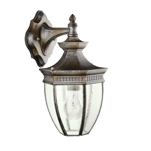 Kichler Warrington 1 Light Outdoor Wall Sconce