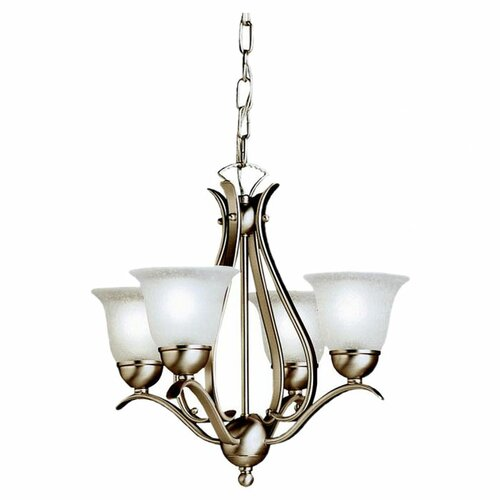 Kichler Dover 4 Light Chandelette