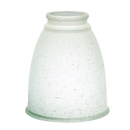 "Kichler 4.5"" Glass Bell Pendant Shade"