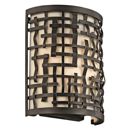 Kichler Loom 1 Light Wall Sconce