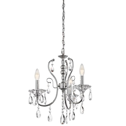 Kichler Jules 3 Light Chandelier