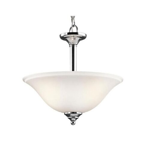 Armida 2 Light Convertible Inverted Pendant