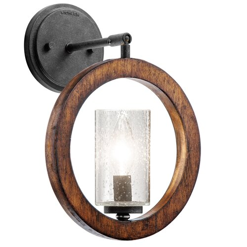 Kichler Grand Bank 1 Light Mini Pendant