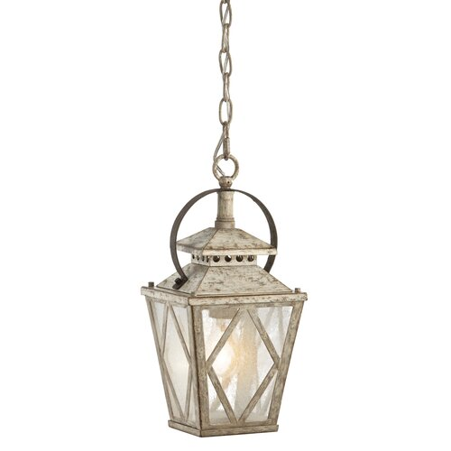 Kichler Hayman Bay 1 Light Foyer Pendant