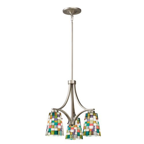 Kichler Confetti 3 Light Pendant