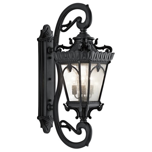 Kichler Tournai Outdoor Wall Lantern