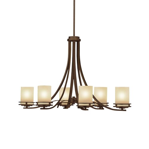 Kichler Hendrik 6 Light Chandelier