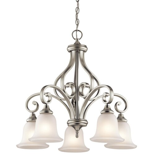 Kichler Monroe 5 Light Builder Chandelier