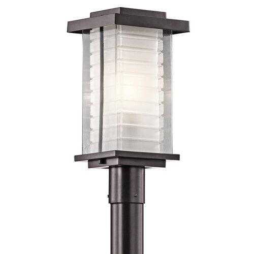 Kichler Ascari 1 Light Outdoor Post Lantern