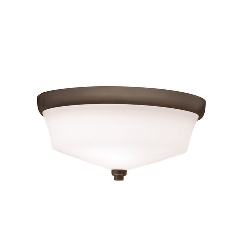 Kichler Langford 2 Light Flush Mount