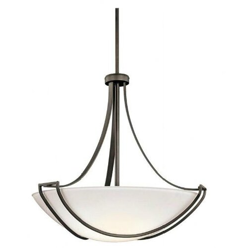 Kichler Owego 4 Light Inverted Pendant