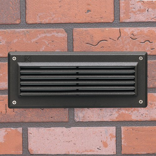Kichler Outdoor Recessed Brick Light