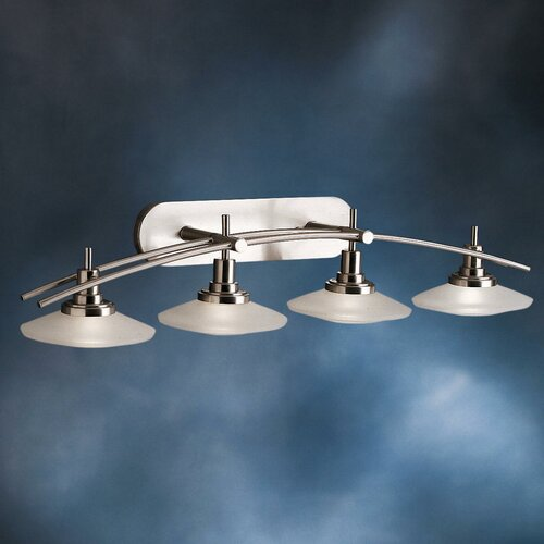 Kichler Structures 4 Light Vanity Light