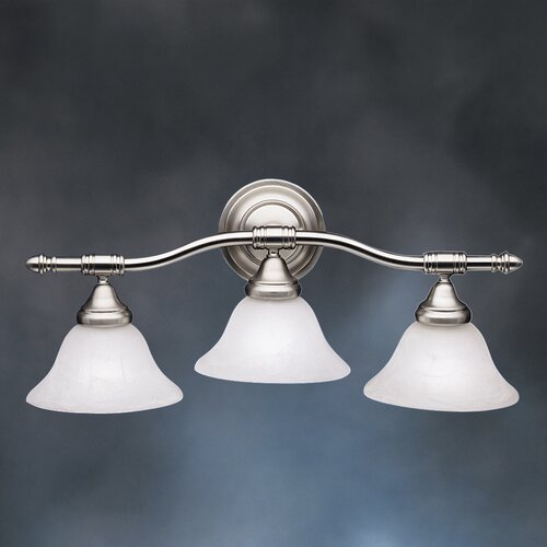 Kichler Broadview 3 Light Vanity Light