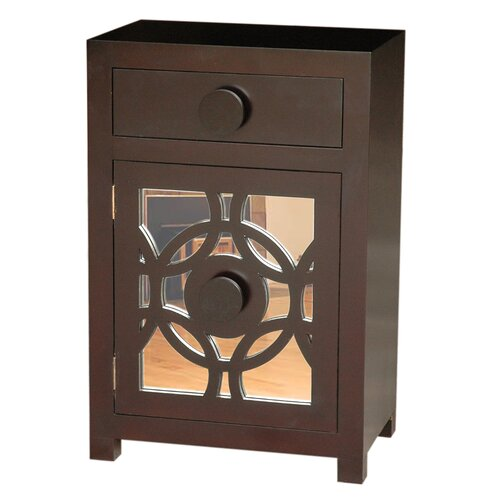 Jeffan Sumba 1 Drawer Nightstand