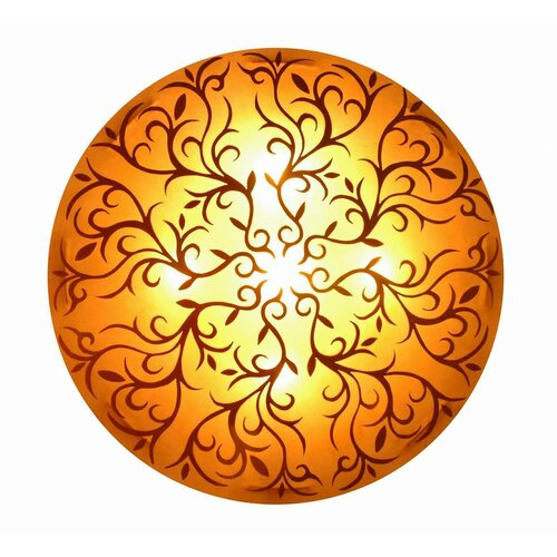 Jeffan Nancy Medium 1 Light Wall Lamp
