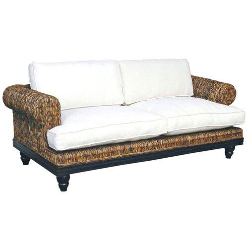Jeffan Tropical Abaca Small Astor Sofa