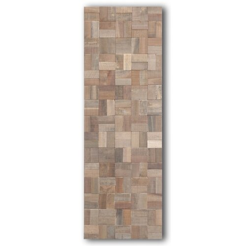 Jeffan Mosaic Rectangle Wall Décor