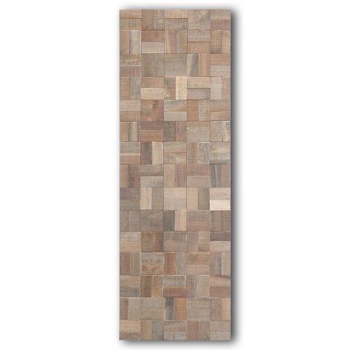 Jeffan Mosaic Rectangle Wall Décor