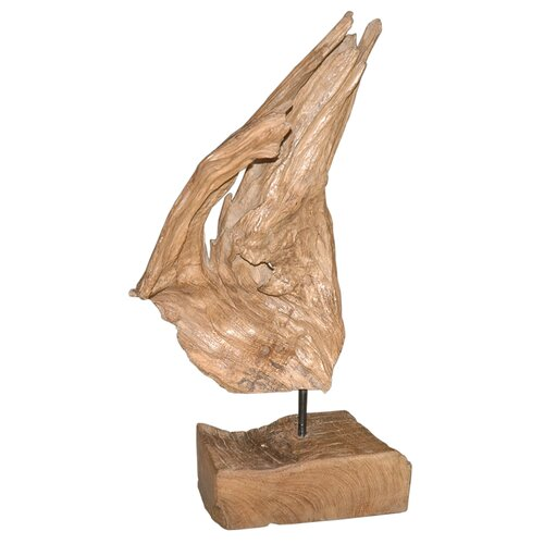 Natura Freeform Root Décor on Stand Figurine