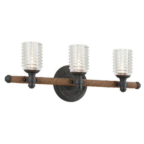 Troy Lighting Embarcadero 3 Light Vanity Light