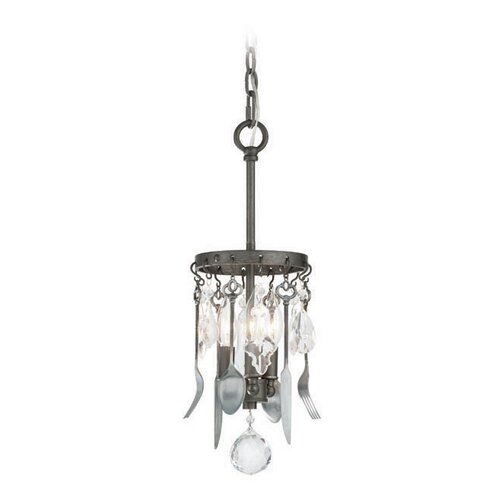 Bistro 3 Light Mini Pendant