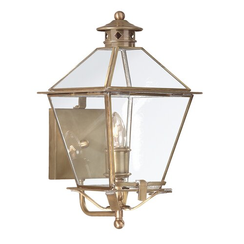 Troy Lighting Montgomery 1 Light Wall Lantern