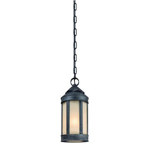 Troy Lighting Andersons Forge 1 Light Hanging Lantern
