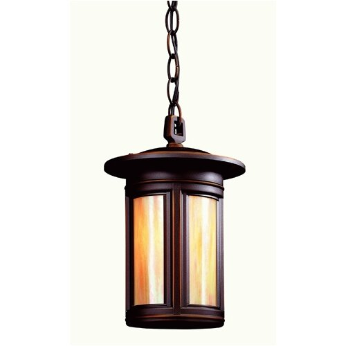 Troy Lighting Highland Park 1 Light Hanging Lantern