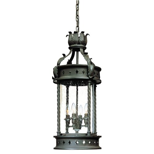 Troy Lighting Los Feliz 4 Light Hanging Lantern