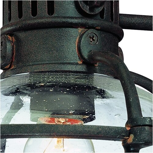 Troy Lighting Portsmouth 1 Light Wall Lantern
