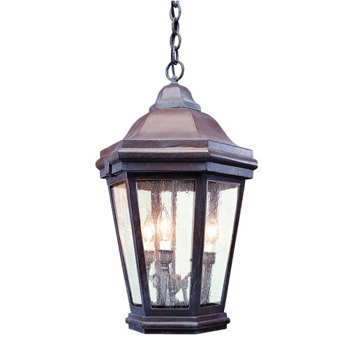 Troy Lighting Verona  Large 3 Light Hanging Lantern