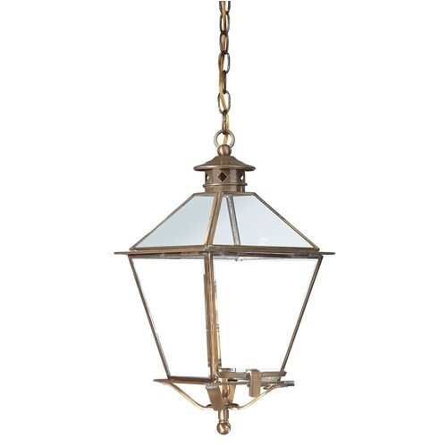 Troy Lighting Montgomery 1 Light Hanging Lantern