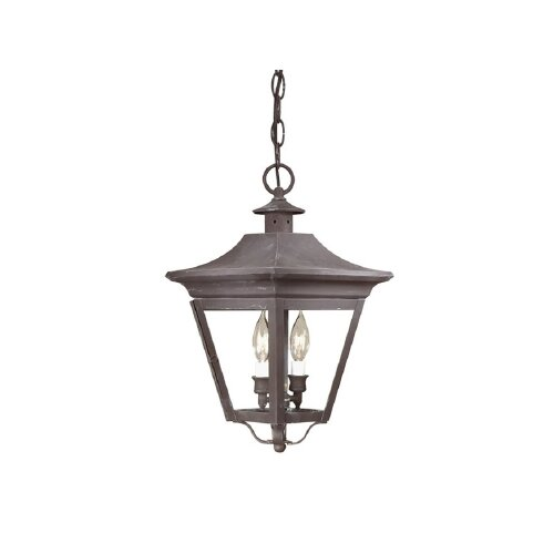 Troy Lighting Oxford 2 Light Hanging Lantern
